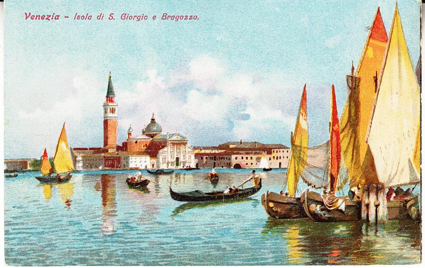 Красивые открытки италия 65
