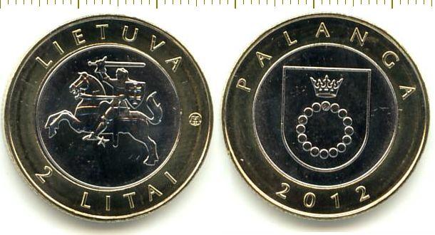 Литва 2 цента, 1991