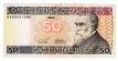 Литва Банкнота 50 лит 1993 год QAB9251986
